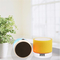 LED Bluetooth Speaker Mini Hand-Free Wireless With TF  Mic USB Audio Music Player For Android IOS yellow mini