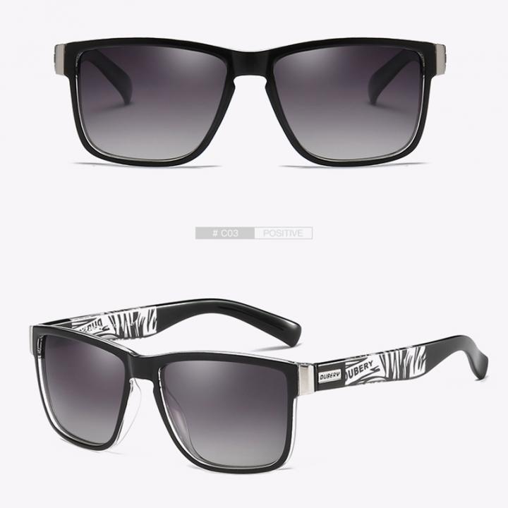 82f1573465 Kilimall  DUBERY Brand Design Polarized Sunglasses Men Driver Shades ...