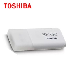 Brand Toshiba USB flash drive optional memory size high speed U-disk usb flash disk white Toshiba 16gb