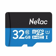 Well-known Brand Netac High Speed Memory Card 16GB 32GB Micro SD TF Card Data Recorder Card for Sale balck Netac 16gb micro-sd card/tf card