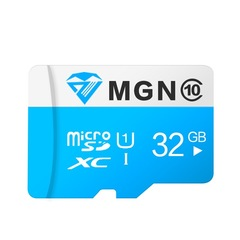 Well-known brand MGN  high speed solid state 32GB 64GB TF card memory card Micro-SD card blue MGN 16gb micro-sd card/tf card/memory card
