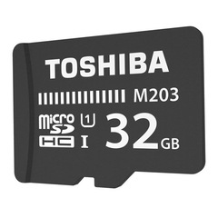 Toshiba class 10 high-speed 100MB/S solid state TF memory card Micro-SD card balck Toshiba 32gb micro-sd card/tf card/memory card