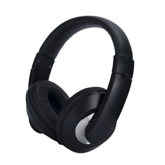 Universal Wired Sports Headset Super Bass Stereo Games Headphones black
