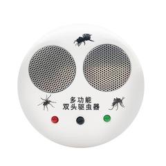Super power ultrasonic electronic mosquito dispeller rat control machine white