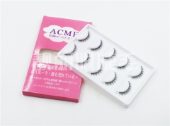 5 Pairs Natural False Eyelashes Fake Lashes Long Makeup 3D Lashes Extension Eyelash Mink Eyelashes black