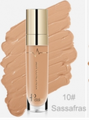 Pudaier Liquid Concealer Cream 6 Color Eye Base Foundation Concealer Waterproof  Face Makeup 10#