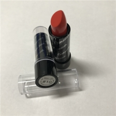 Lipsticks For Women Brand Lips Color Cosmetics Waterproof Long Lasting  Nude Lipstick Makeup 10#