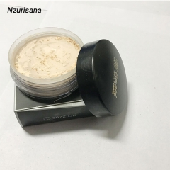 Smooth Loose Powder Makeup Transparent Finishing Powder Waterproof Cosmetic as picture