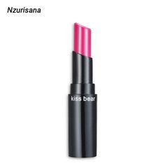 Hot Sexy Red Creamy Lips Lipstick Pencil Cosmetic Long Lasting Lip Makeup Lipstick Lip stick LI06