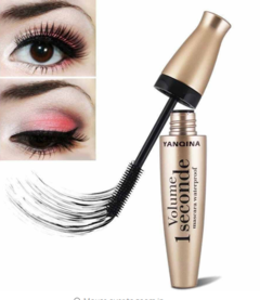 3D Fiber Mascara Long Black Lash Eyelash Extension Waterproof Eye Makeup Extension Tool black