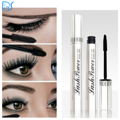 Eyelashes Lengthening Extension Colossal Mascara 3D Fiber Quick Dry Lashes Makeup Curling Natural black