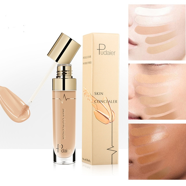 Liquid Concealer Cream Multiple Eye Base Foundation Concealer Waterproof Face Makeup Crrector Tattoo 11#