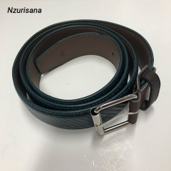 Buckles Belt Female Deduction Buckle Jeans Wild Belts for Women Fashion Students Simple Casual