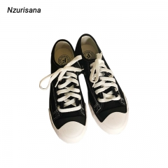 Woman Shoes【Jack Purcell】Converse campus Girl Denim Canvas Casual Sneakers black 37