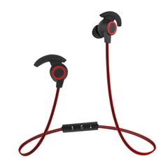 In-ear Earphone Colorful Headset Hifi Earbuds Bass Earphones for Phone Ear Phones red