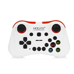 MOCUTE 056 Wireless Bluetooth Gamepad PUBG Controller Joystick for iOS Android System/Laptop BLACK