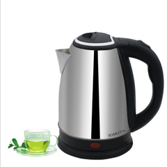 Electric Kettle 2.0 L Siliver 2.0 Litres Electric Automatic Kettle silver normal