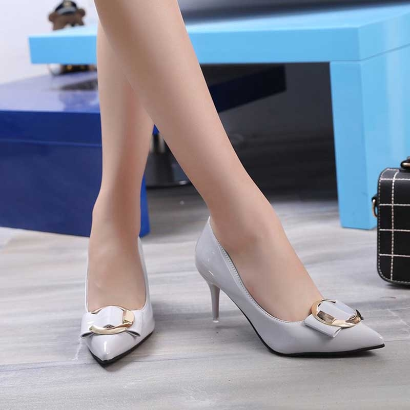 f2464d3c8f055d Women Pumps Extreme Sexy High Heels Shoes Thin Female Wedding Woman ...