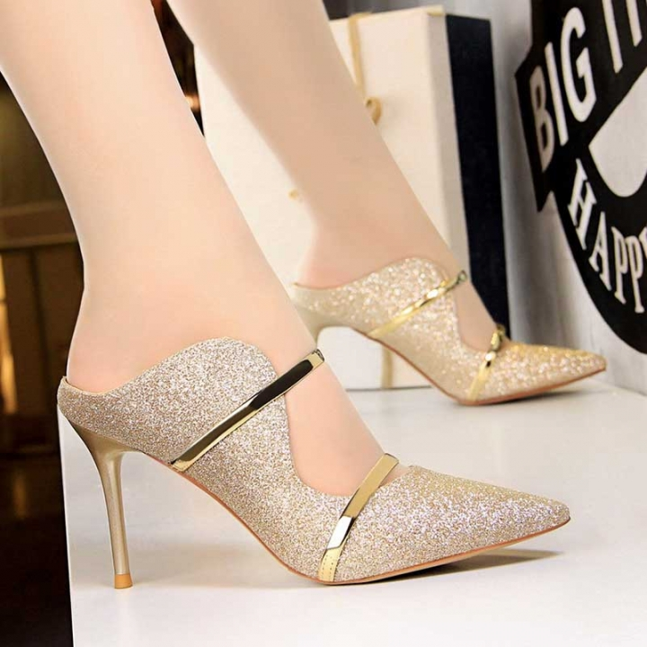 a5709f5da4fc Sexy High Heels Shoes Fashion Women Platform Pumps For Party Wedding Shoes  Night Club Heels 9CM