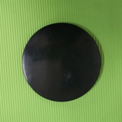 Fitness Gliding Discs Gym Slider Fitness Disc Exercise Core Slider Cross Training Sliding Disc Black Circular 100 kg
