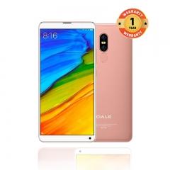 OALE APEX 1, 6.0 inch, 2GB+32GB, 8MP+13MP, 3200mAh,  Android 8.1, Fingerprint, Smart Phone rose gold
