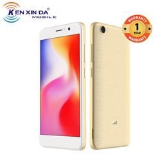 KXD W55, 5.5inch, 1+8GB, 2500mAh, 5MP rear camera, 3G Smartphone gold