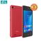 EL W40, 512MB RAM+4GB ROM, Quad-Core 1.3Ghz,  3G ,Smartphone red