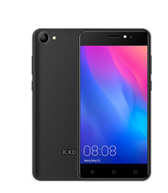 Generic KXD W50, 1GB+8GB, 5.0 Inch, 3G Smartphone black