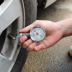 High Precision Car Tire Pressure Table Compatible For All Car Car Tire Air Pressure Gauge Tool