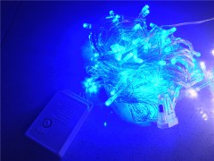 LED String Light 10M Waterproof 100 LED Holiday String Lighting Christmas Lights Party Blue 10M 220V Blue 220V 10M