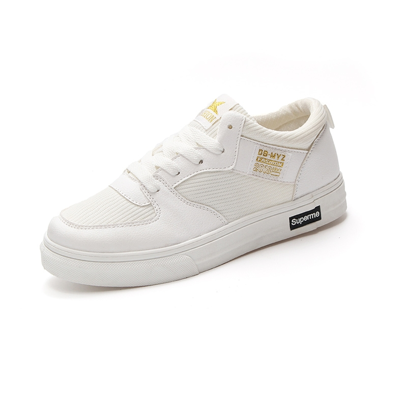 062f36e7b2c9 Sneakers Women Shoes White Board Shoes Woman Casual Flat Leather ...