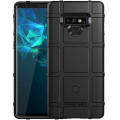 Samsung Galaxy Note 9 Smartphone Case Rugged Silicone Heavy Duty Armor Shock-Proof Protective Case black for Samsung Galaxy Note 9 Smartphone