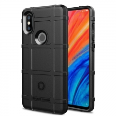 Xiaomi Mix2s Rugged Silicone Heavy Duty Armor Shock-Proof Protective Case Cover gray for xiaomi mix2s