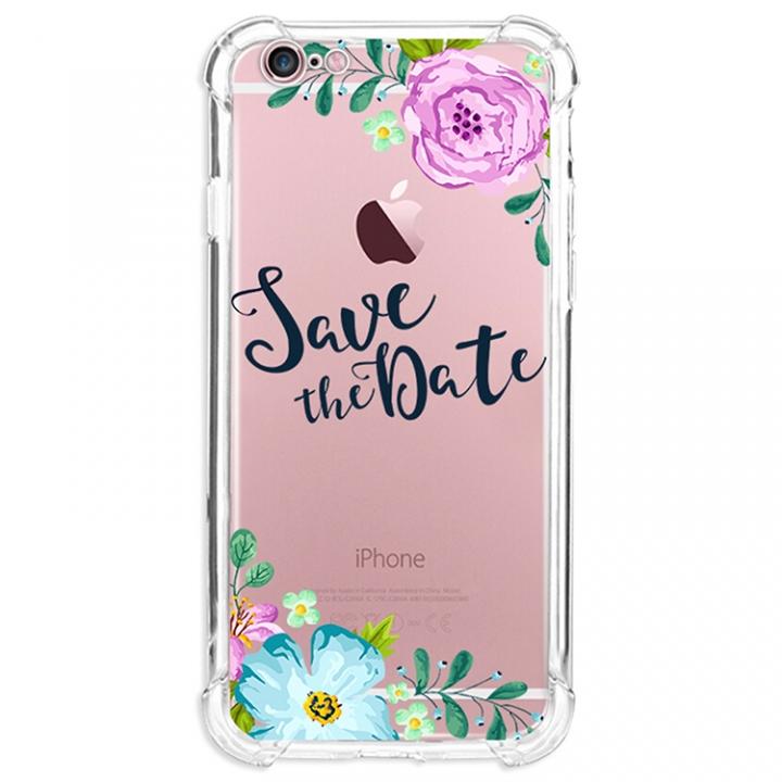 Iphone 6 6s Caseiphone 6 Plus Case Soft Tpu Flower Clear Design