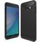 Samsung Galaxy C5 Pro Smartphone Case Rugged Armor Carbon Fiber Soft TPU Shockproof Protective Case Black for Samsung Galaxy C5 Pro