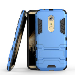 Hot Sale ZTE Axon 7 Axon 7 Mini Smartphone Phone Case Rugged Armor [Drop-protection] with Kickstand blue for ZTE Axon 7