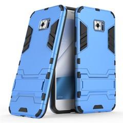 Asus Zenfone V (V520KL) 5.5 inch Case Rugged Armor [Drop-protection] with Kickstand Blue for Asus Zenfone V (V520KL) 5.5 inch