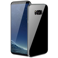 Samsung Galaxy Note 9 Note 8 S8 S8 Plus S9 S9 Plus S7 Edge S7 Full Cover Protective Case Black for Samsung Galaxy Note 8