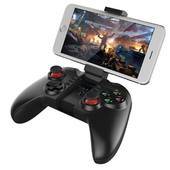 IPEGA PG-9068 Wireless Gamepad 3.0 Joystick Android Game pad Controller with 6 Inch Telescopic black one size
