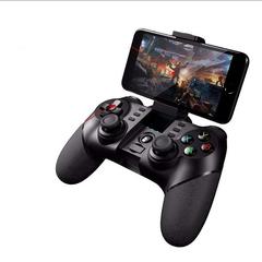 iPega PG-9077 Wireless Bluetooth Handle Wireless Games Joystick Gamepad black one size