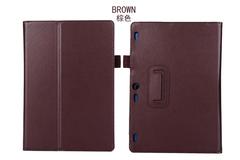 Lenovo Tab 2 A10-70F Lenovo A7600-HV Tab 3 8.0 lenovo 2 A7-20F Tab 7 Essential PU Leather Case Cover Brown for Lenovo Tab 2 A10-70F