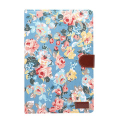 Huawei M5 8.4'' 10.8'' T3 8'' 9.6'' M3 Lite 8'' Denim & Leather Case Wallet Flip Stand Cover pattern1 for Huawei M5 8.4''