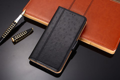 Leagoo S8 S8 Pro Leagoo Kiicaa Power Leagoo M9 Leagoo T5 Smartphone Case Good Wallet  Leather Black for Leagoo S8 Smartphone