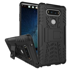 For LG V20 Phone Case,Military Armor Drop Tested [Heavy Duty] Hybrid Case with Kickstand 1 for LG V20 2016