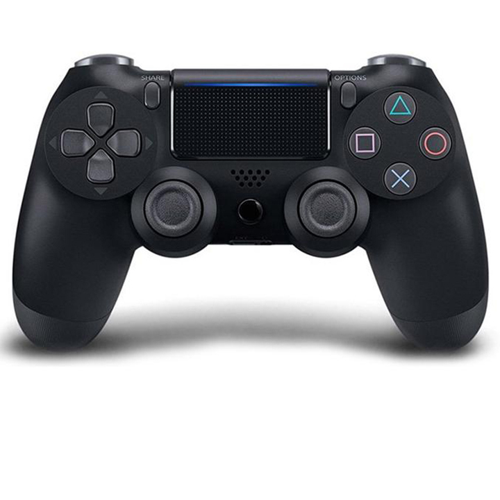 Ready Stock Hot Sale DualShock 4 Wireless PS4 Controller for PlayStation 4 Black One Size