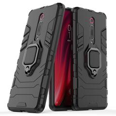 Phone Case for Xiaomi Mi 9T Mi 9T Pro Redmi K20 Redmi K20 Pro with Car Magnetic Ring Holder black for Xiaomi Mi 9T