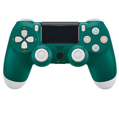 New Ready Stock Hot Sale DualShock 4 Wireless PS4 Controller for PlayStation 4 Green one size