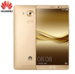 NEW Huawei Mate 8 Smartphone Kirin 950 Octa Core 3G/4G RAM 32G/64G ROM 6.0 inch HD  Fingerprint ID golden 4GB+64GB