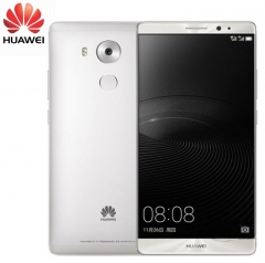 Refurbished phone Huawei Mate 8 +3+32GB -6''screen16+8 MP- Double SIM-4000mAh smartphone silver silver 3GB+32GB