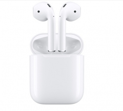 Non-original AirPods Bluetooth Wireless Headset for iPhone7/8/X Phone Headset white